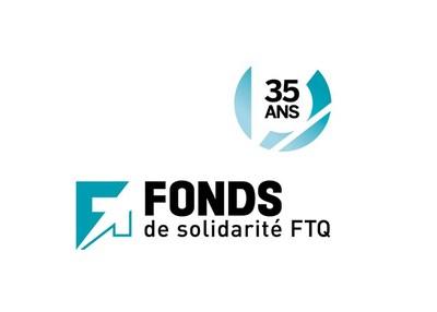Logo : Fonds de solidarité FTQ (Groupe CNW/Administration portuaire de Montréal)