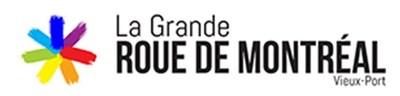 Logo : La Grande Roue de Montréal (Groupe CNW/La Grande Roue de Montréal)