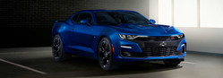 Research on the 2019 Chevrolet Camaro is now available at McCurry-Deck Motors.