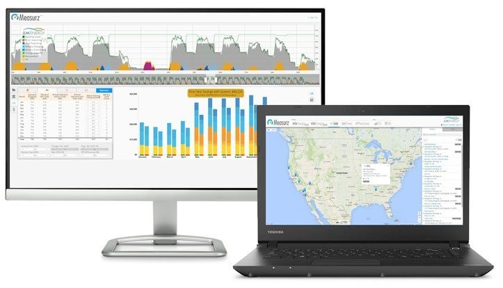 JLM Energy's software, Measurz, gives you real-time monitoring into the energy use of your home or building. Use Measurz to adjust usage and save up to 20% on energy costs.