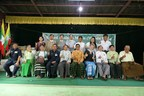 MyanmarWater Officially Launched its First CSR Program in Myanmar
