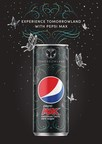 Experience Tomorrowland With Pepsi Max (PRNewsfoto/PepsiCo)