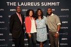 Top Athletes Including Chris Paul And Allyson Felix Gathered For The Laureus Summit Presented By ESPN On Nelson Mandela's Centennial