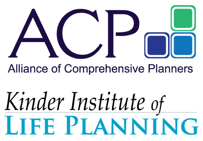 ACP's tax-focused comprehensive financial planning process pairs nicely with Kinder's holistic life planning approach