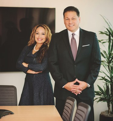 Publishers Gary and Carmen Davis are no strangers to entrepreneurial pursuits. Together, they've successfully launched multiple businesses as a husband-and-wife team. (Whitney Patterson Photography)