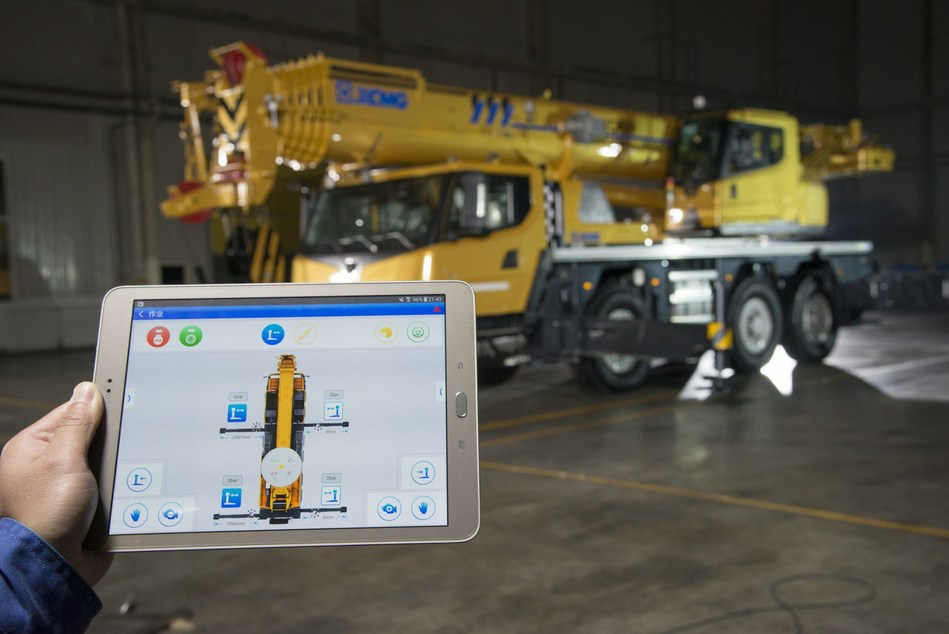 XCMG Delivers Eight XCA60E Cranes to Europe, Meeting Strict Import and Regulatory Standards.