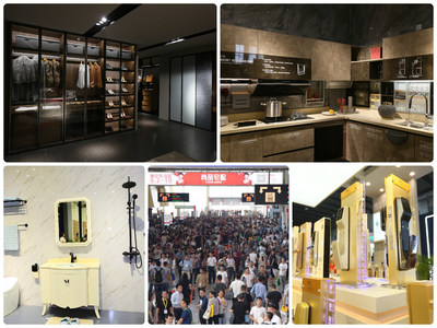 Expanded 20th China (Guangzhou) International Building Decoration Fair Attracts Nearly 180,000 Buyers (PRNewsfoto/The China (Guangzhou) Internati)