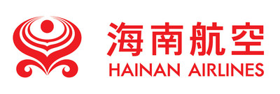 Hainan Airlines Logo (PRNewsfoto/Hainan Airlines Co., LTD)