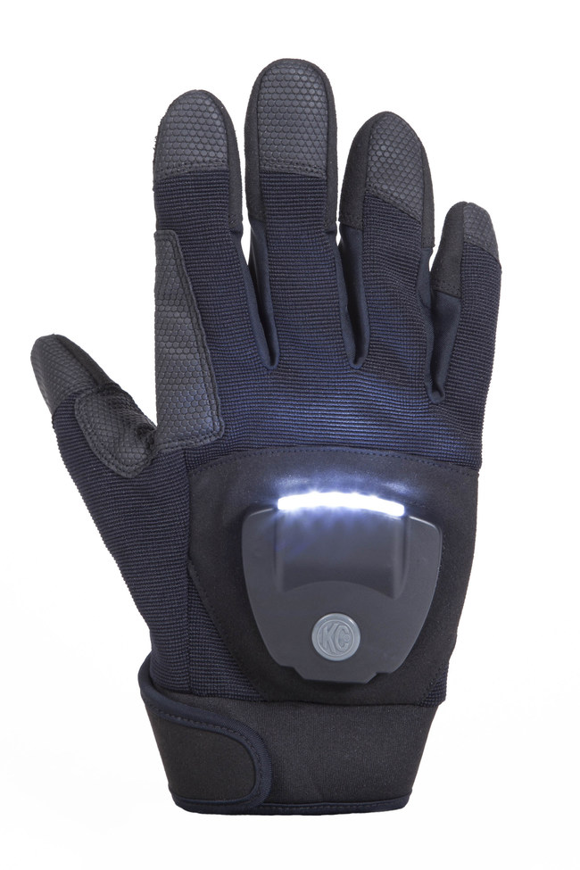 LEDLightGloves.com offers LED Gloves in Full Finger and Fingerless. All Gloves use Kevlar Stitching throughout and feature 6 LED's with High/Low settings.