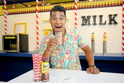 NESTLÉ® NESQUIK® Celebrates 70th Anniversary with Week-Long Pop-Up Experience
