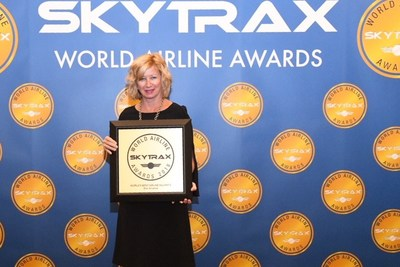 Star Alliance again voted best alliance at Skytrax World Airline Awards (CNW Group/Star Alliance)