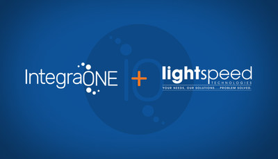 IntegraONE Acquires Lightspeed Technologies, of Kingston, PA
