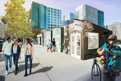 WS Development Unveils A New Micro Neighborhood & Retail Experience Within Boston's Seaport, The Current, Opening July 22nd
