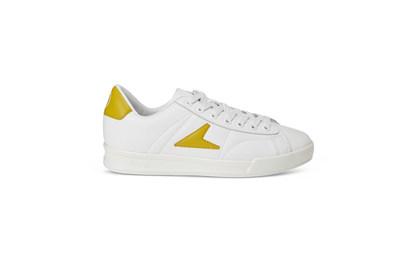 John Wooden Lo-Top Sneaker