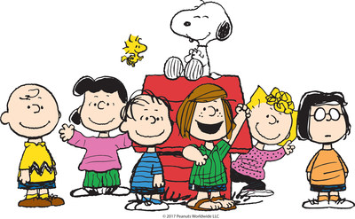 DHX Media and Sony have forged a partnership to help grow the Peanuts brand worldwide. (CNW Group/DHX Media Ltd.)
