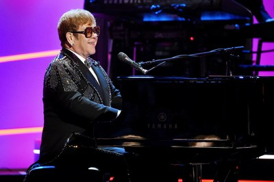"""""""Elton John: I'm Still Standing – A GRAMMY® Salute"""", the two-hour primetime special celebrating the extraordinary career of this five-time GRAMMY® Award-winner. International sales secured by Alfred Haber, Inc. come in anticipation of Elton John's"""