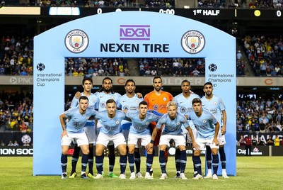 Nexen Tire Sponsors the International Champions Cup USA for Two Consecutive Years