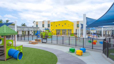 Educare Center built by American Modular Systems