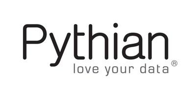Logo: Pythian Love Your Data (CNW Group/The Pythian Group Inc)