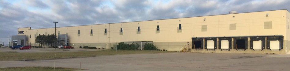 Partsmaster's New Warehouse in Greenville, TX.