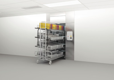 Getinge announces U.S. launch of new 9100E Cart Washer