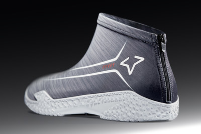 www.FYVFY.com   The FY-DENY-I by FYVFY is an innovative, super lightweight basketball shoe cover worn to and from the court to ensure basketball players preserve and protect their original shoe grip.