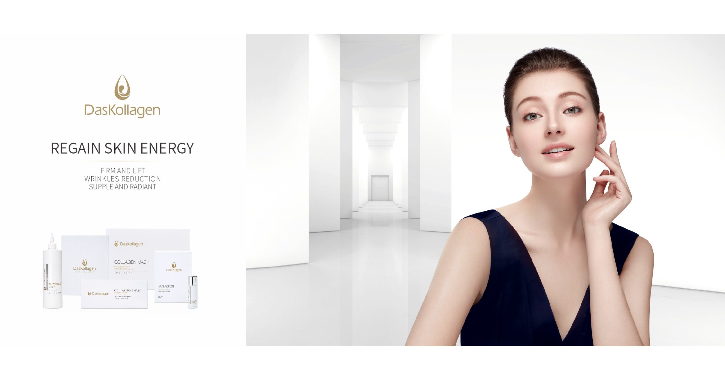 Das Kollagen -- Skin Regeneration & Repair, a Miracle for Anti-aging will Officially Enter Chinese Market in August