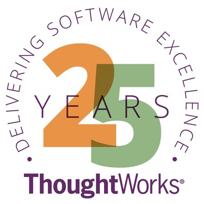 ThoughtWorks - Commemorating 25 years of delivering software excellence and innovation. Since 1993, ThoughtWorks has harnessed next generation techniques to help businesses evolve and succeed, whether that be in the age of dial-up internet or today's world of AI and machine learning. This year, ThoughtWorks will reflect on the milestones of the past 25 years and look ahead to the next era of digital transformation. Learn more at www.thoughtworks.com/25years #25YearsInTech