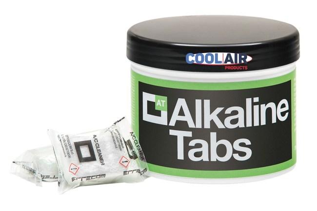 Alkaline Tabs