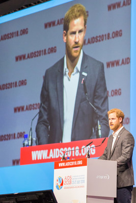 MenStar Coalition launches at 2018 International AIDS Conference (CNW Group/bioLytical Laboratories)