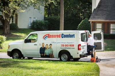 Leading residential service company Assured Comfort Heating, Air & Plumbing offers preparation advice to homeowners placing their homes on the market during peak real estate season.