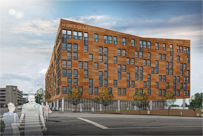 Carlisle, LLC of Memphis has announced that Hyatt Hotels will serve as partner in a $225 million mixed-use, multi-parcel development on historic Beale Street. The full-service, four-star Hyatt Centric hotel will host 227 rooms, along with 15,000 square feet of conference and meeting space on famed Beale Street. The hotel will feature a new riverfront restaurant, outdoor pool plaza and rooftop lounge with amazing views of downtown and the Mississippi River.