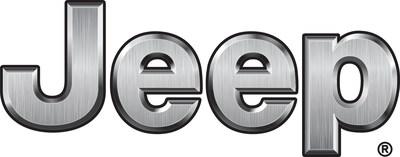 Jeep® brand logo (PRNewsfoto/FCA US LLC)