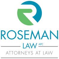 Roseman Law, APC (PRNewsfoto/Roseman Law, APC)