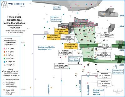 Figure 3 (CNW Group/Wallbridge Mining Company Limited)