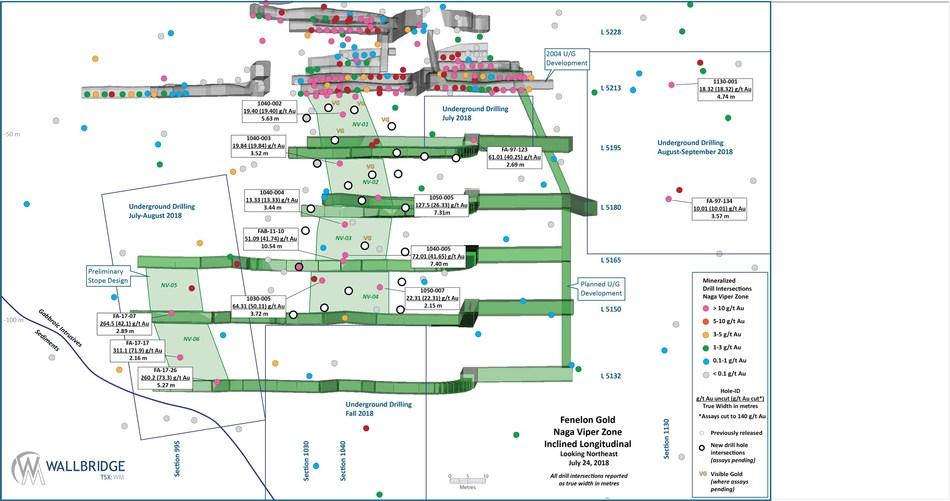 Figure 4 (CNW Group/Wallbridge Mining Company Limited)