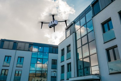 Kespry's new drone-based thermal inspection capabilities enable commercial property owners and managers to detect potential damage faster and more accurately than manual inspections or first-generation drone solutions.