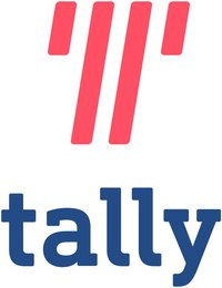 Tally Logo (PRNewsfoto/Tally)