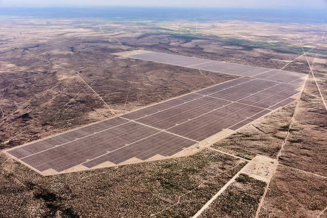 The 154-megawatt solar farm, owned by NRG Yield and operated by NRG Renewables, provides power for the city utility, making Georgetown, Texas, one of the largest cities in the U.S. to be 100 percent renewable.