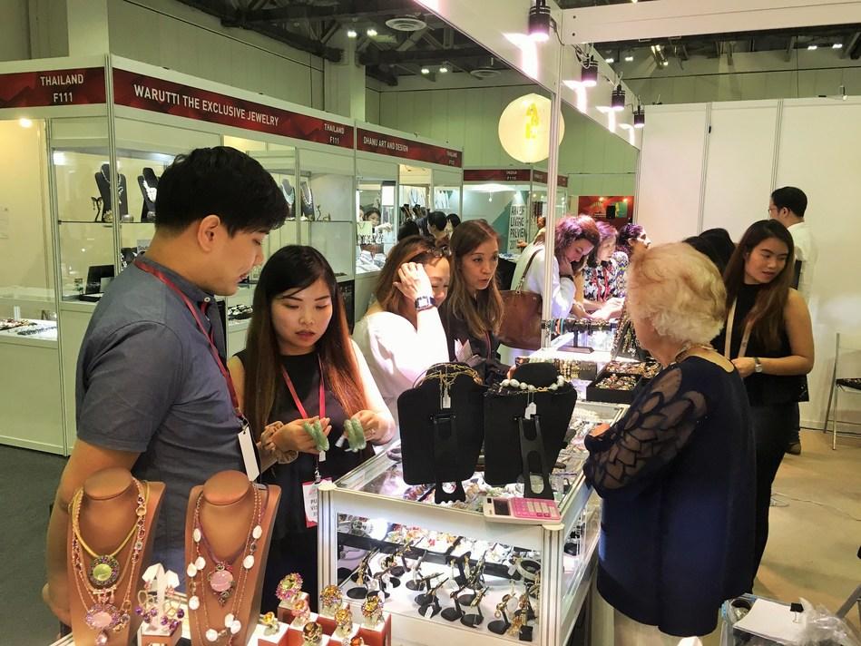 Singapore Jewellery and Gem Fair 2017