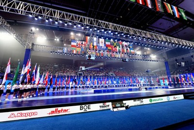 Wuxi's local elements shine at the 2018 World Fencing Championships