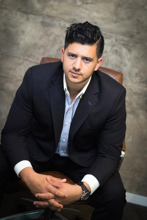 Omar Jackson, Director of Cryptech (PRNewsfoto/Cryptech)