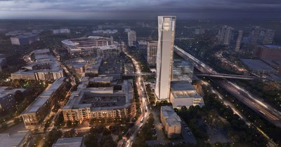 thyssenkrupp Elevator, one of the world's largest elevator companies and a market leader in North America, is going to build a new, world-class headquarters and highspeed elevator testttower near the Atlanta Braves baseball stadium in Georgia/USA. The building complex will house more than 900 full-time employees.