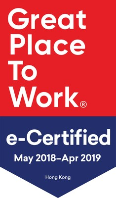 Enfusion has been certified as a Great Place to Work®