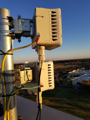 C Spire is using Siklu's EH-600 mmWave backhaul equipment for its hub home and hub business deployment of 5G internet service in Mississippi.