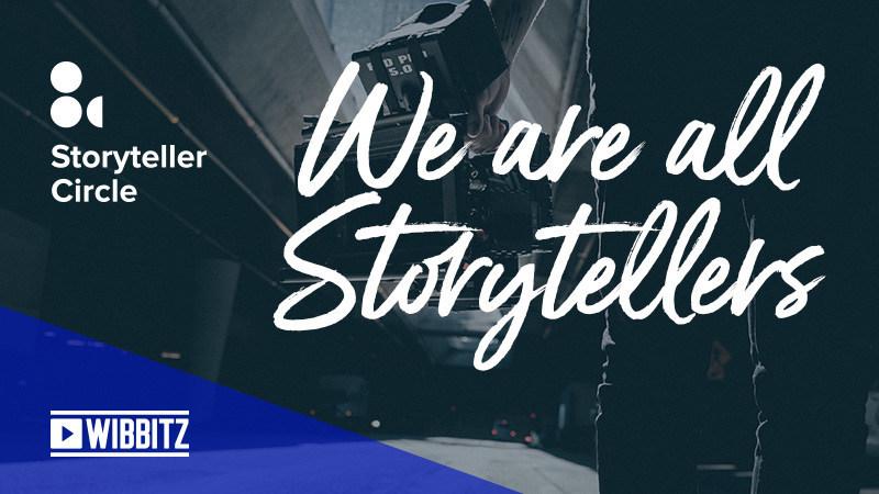 Wibbitz Introduces Storyteller Circles to Connect Global Community of Creators (PRNewsfoto/Wibbitz)