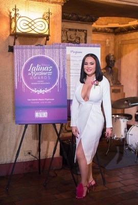 Leyna Topete, Founder of Impromptu, National Latina Business Women Association-Los Angeles (NLBWA-LA) 2018 Nominee for Entrepreneur of the Year