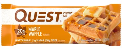Quest® Maple Waffle Protein Bar