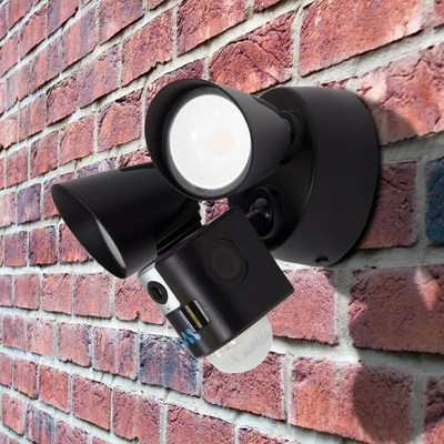 Momentum's latest Wi-Fi camera, the Aria LED Floodlight, is available now for $169.99, providing homeowners with easy and affordable 24/7 surveillance.