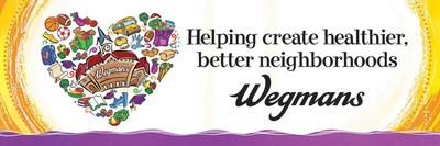 Wegmans Community Relations Logo